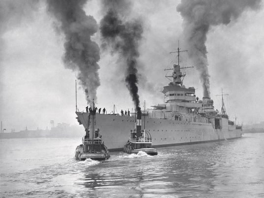 Galerie: Wrack des Kriegsschiffs USS aus dem 2. Weltkrieg endlich gefunden