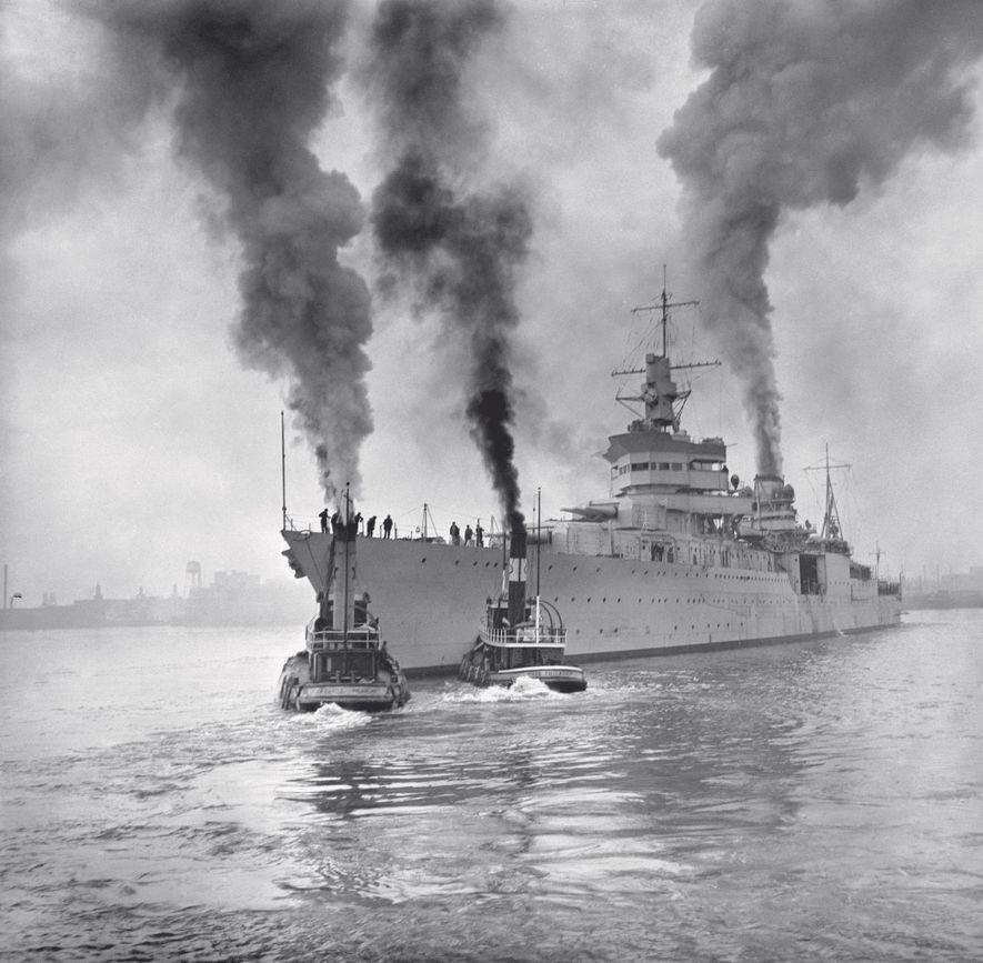 Wrack des Kriegsschiffs USS Indianapolis aus dem 2. Weltkrieg endlich gefunden