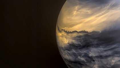 Potenzielle Lebenszeichen von der Venus