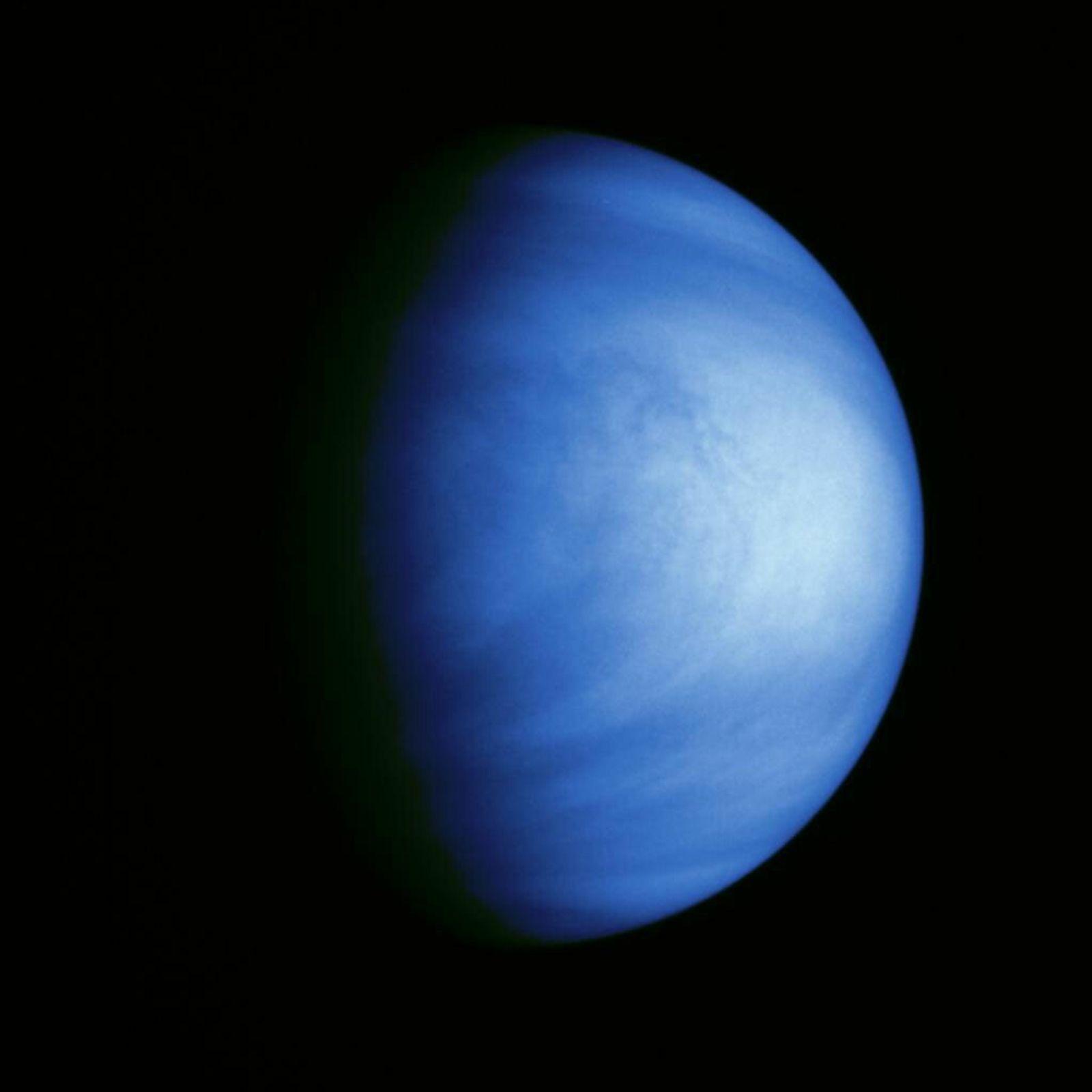 Phosphan-Streit: Doch keine Lebenszeichen auf der Venus?