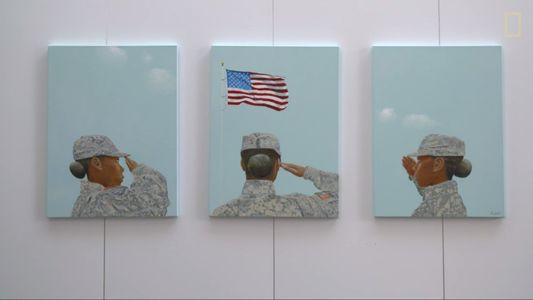 Eine Frau kämpft für die Anerkennung und die Geschichte amerikanischer Veteraninnen