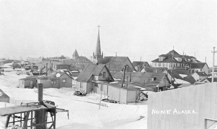 Nome im Jahre 1916