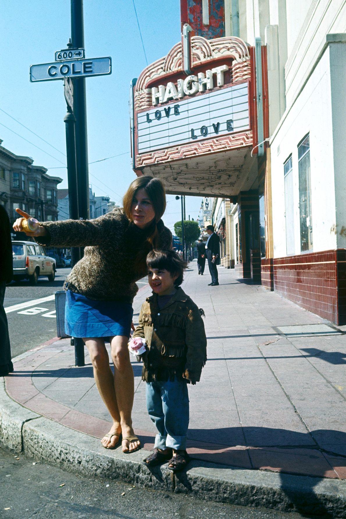 Kino in Haight-Ashbury