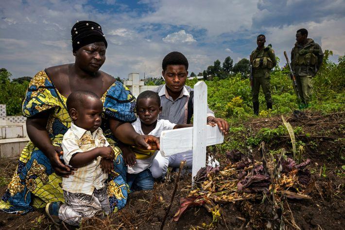 Die Witwe des Virunga-Rangers