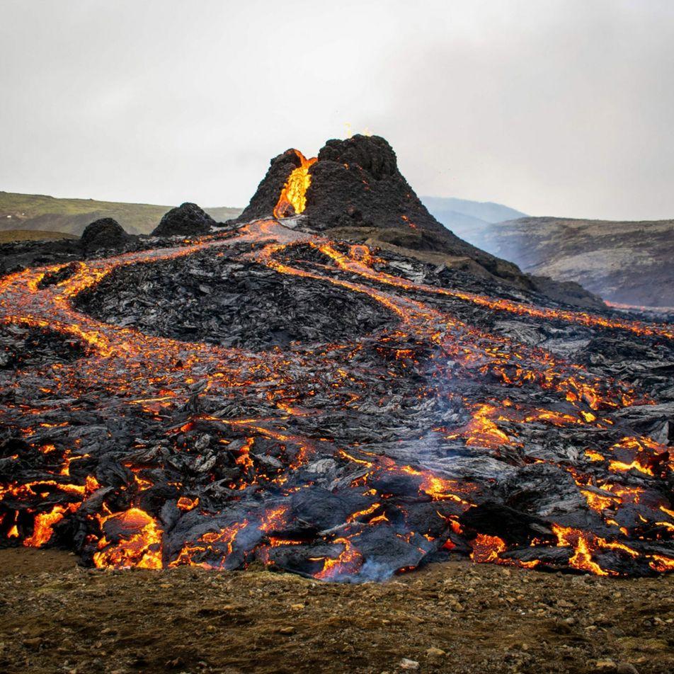 Vulkanausbruch auf Island: Das ist vielleicht erst der Anfang