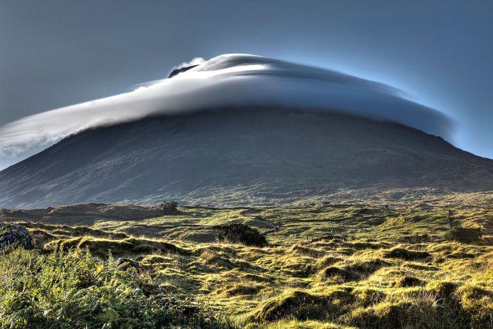 Der Ponta do Pico auf der Insel Pico