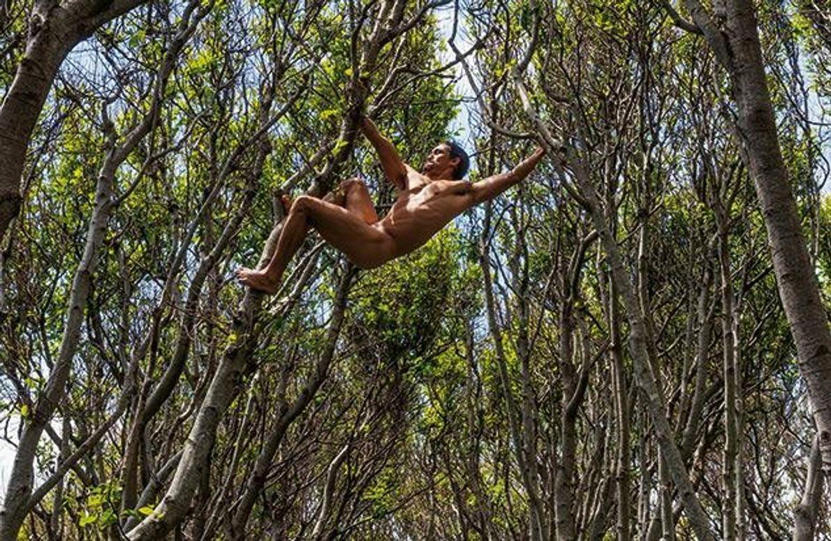 Vorbild Tarzan