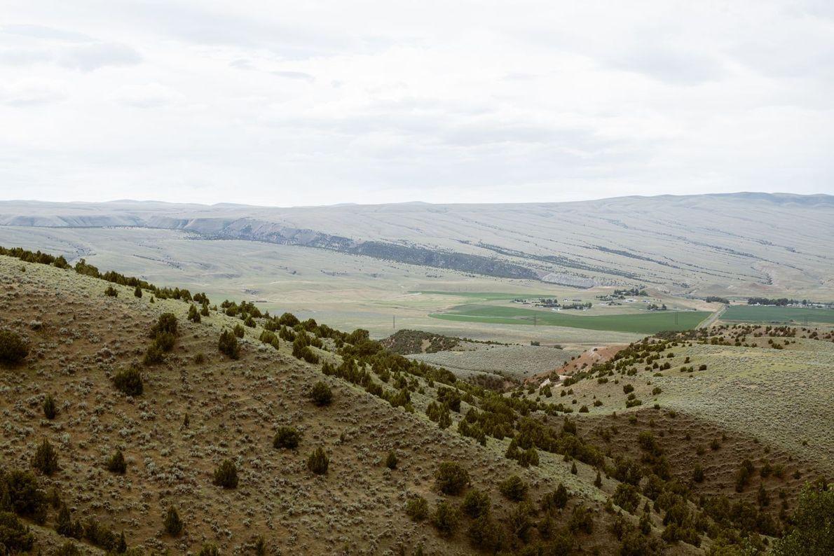 Galerie: Das deutsche Dino-Museum in Wyoming