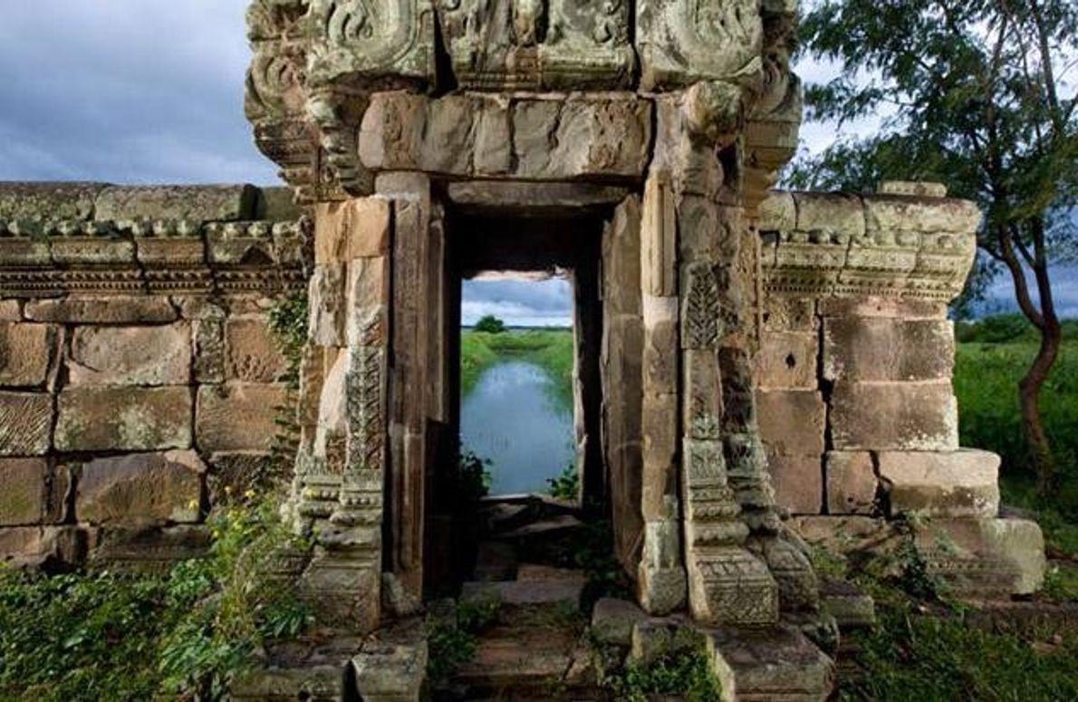 West Mebon temple