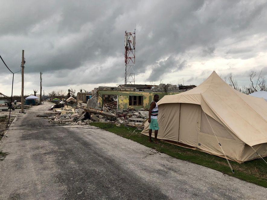 Habitas Hurrikan Bahamas