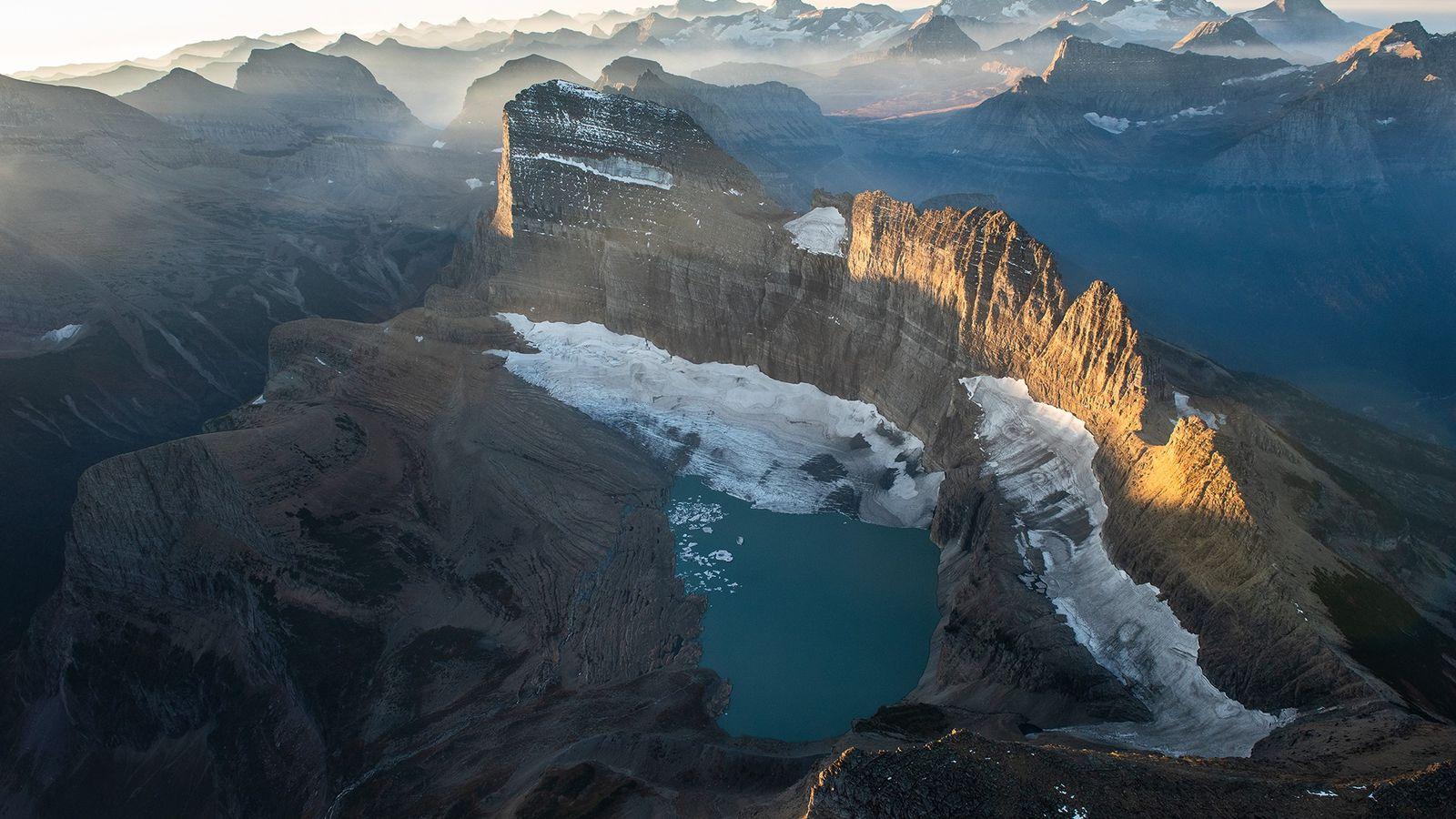 Einige der kleinsten Gletscher des Glacier-Nationalparks könnten in den nächsten 10 bis 20 Jahren verschwinden.