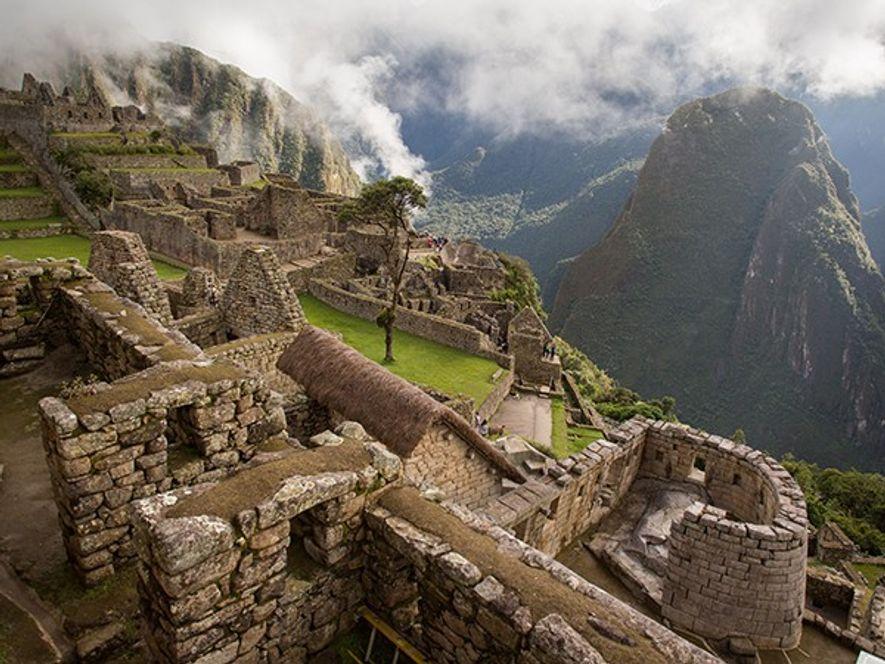 Bilder von Welterbestätten: Machu Picchu
