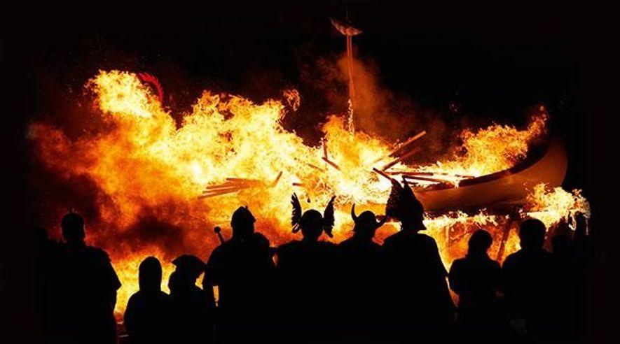 Wikinger: Feuer im Norden