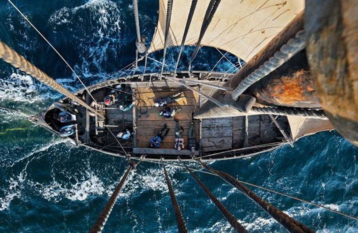 Wikingerschiff