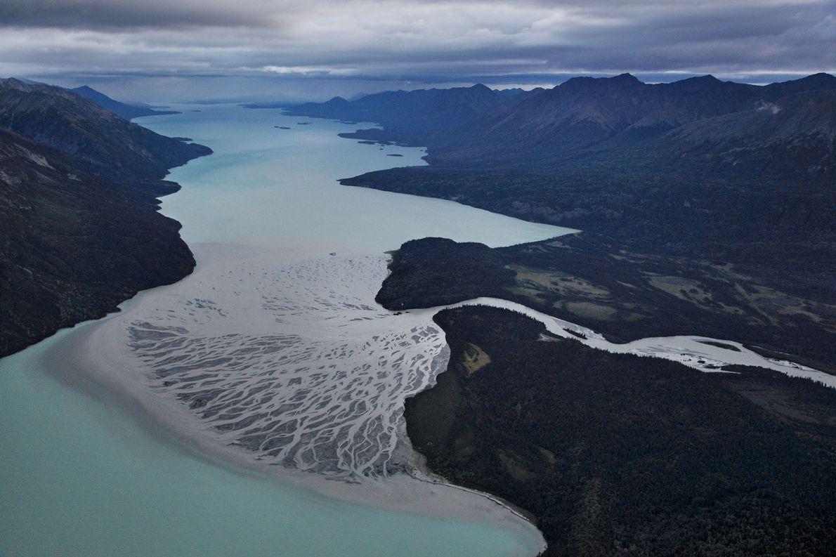 TLIKAKILA RIVER, ALASKA
