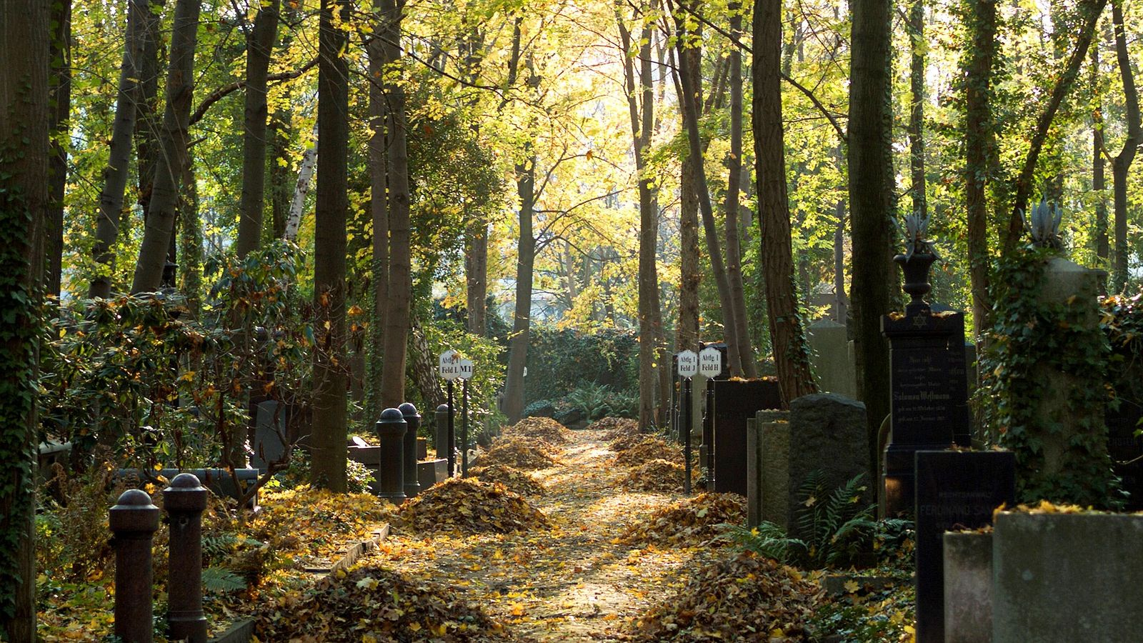 Friedhof Weißensee