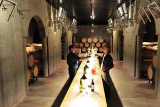 Bei einer Fahrt durch das atemberaubend schöne Wine Country von Ontario können Besucher Weine für jeden ...