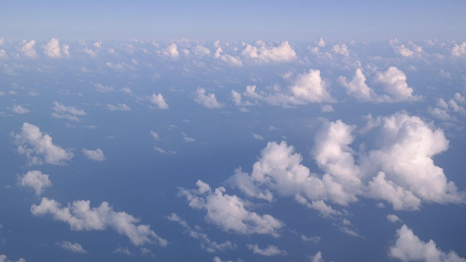 Wolken und Klimawandel