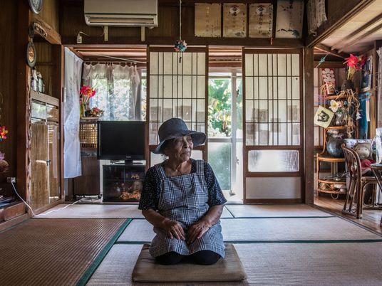Galerie: Zu Besuch in Japans Dorf der Hundertjährigen