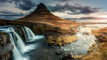 Die wilden Wasserfälle unserer Welt
