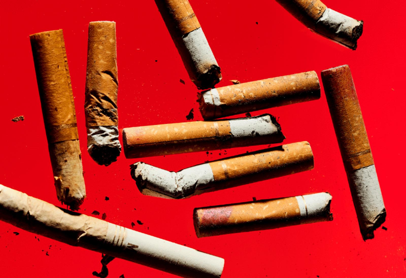 Giftig, nutzlos aus Plastik: Gehören Zigarettenfilter verboten?