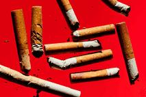 Zigarettenstümmel